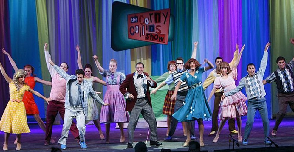 VIDEO: Meet &#39-The Nicest Kids in Town&#39- on &#39-Hairspray Live!&#39- | Derek ...